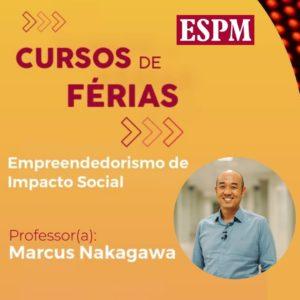 Curso de Férias: Empreendedorismo de Impacto Social