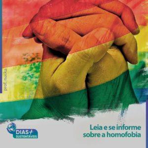 Leia e se informe sobre a homofobia